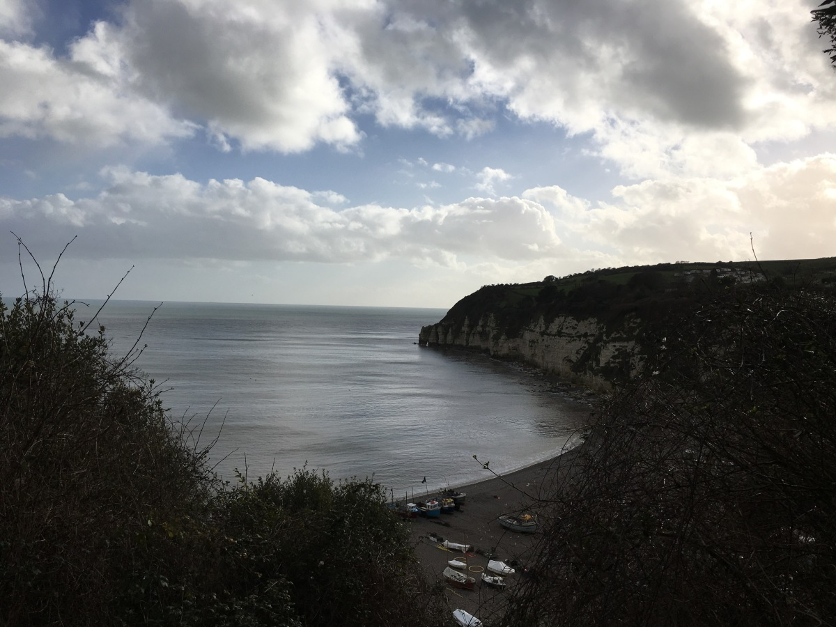 Beer, Sidmouth ….